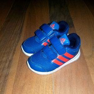 Toddler Adidas ..Size 6c